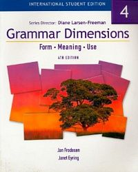 Grammar Dimensions 4: Students book