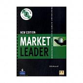 New Market Leader Pre-Intermediate Teacher's Resourse Book with Test Master CD-ROM