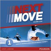 Next Move 1 Class Audio CDs (Лицензия)