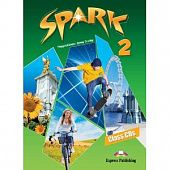Spark 2 (Monstertrackers) Class Audio CDs (set of 4)
