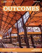 Outcomes Second edition Pre-Intermediate Workbook with CD