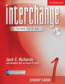Interchange Third Edition Level 1 Student's Book with Self-study Audio CD