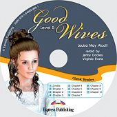 Classic Readers Level 5 Good Wives Audio CD