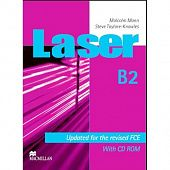 Laser B2 Student's Book with CD