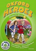 Oxford Heroes 1 Student's Book and MultiROM Pack
