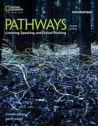 Pathways Second Edition Listening, Speaking Foundations Student's Book