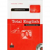 Total English Intermediate Workbook with key