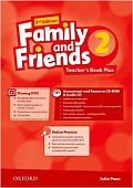 Family and Friends Second Edition 2 Teachers Book Pack