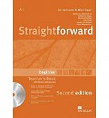 Straightforward (Second Edition) Beginner Teacher's Book Pack