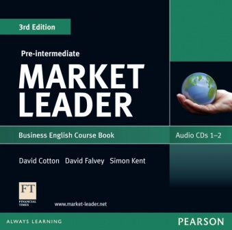 Market Leader 3rd Edition Pre-Intermediate Coursebook Audio CDs (2) (Лицензия)