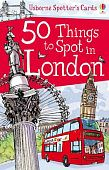 50 Things to spot in London - Cards