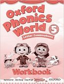 Oxford Phonics World 5 Workbook