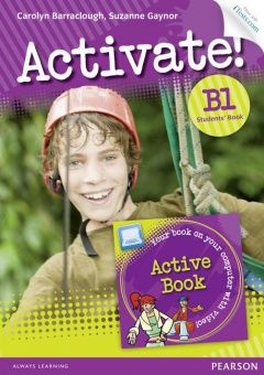 Activate! B1 Student's Book with Access Code and Active Book Pack