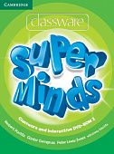 Super Minds Level 2 Classware and Interactive DVD-ROM