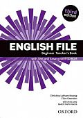 English File Third Edition Beginner Teacher's Book with Test and Assessment CD-ROM