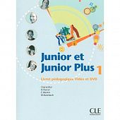 Junior Plus 1 - DVD video PAL