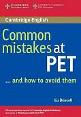 Common Mistakes at PET ... and how to avoid them Paperback