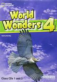 World Wonders 4 Class CD (2)