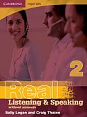Cambridge English Skills: Real Listening & Speaking Level 2 Book without answers