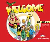 Welcome 2 CD-ROMs (set of 4)