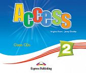 Access 2 Class Audio CDs