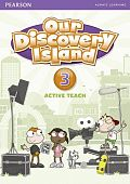 Our Discovery Island Level 3 Active Teach CD-ROM