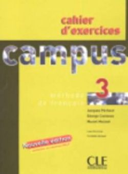 Campus 3 - Cahier D'exercices
