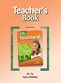 Career Paths: Secretarial Teacher's Book