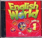 English World 1 Audio CDs (2) (Лицензия)