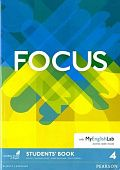 Focus 4 Student's Book & MyEnglishLab Pack