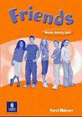 Friends Starter Activity Book