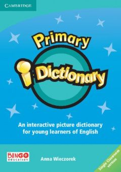 Primary i-Dictionary 1 Starters High Beginner CD-ROM (Single classroom)