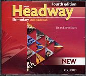New Headway Elementary Fourth Edition Class Audio CDs