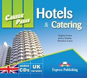 Career Paths: Hotels & Catering  Audio CDs (set of 2)