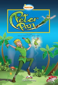 Showtime Readers  Level 1  Peter Pan