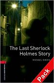 OBL 3: The Last Sherlock Holmes Story Audio CD Pack