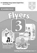 Cambridge Young Learners English Tests (Second Edition) Flyers 3 Answer Booklet