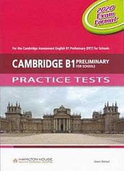 Cambridge B1 Preliminary for Schools (PET4S) Practice Tests (2020 Exam) Student's Book