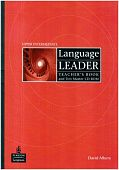 Language Leader Upper-Intermediate Teacher's Book (+ CD-ROM)