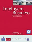 Intelligent Business Advanced Coursebook (with Class Audio CD)
