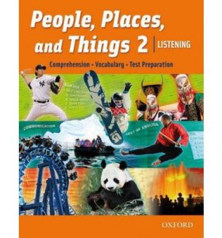 People, Places, and Things Listening 2 Student Book