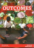 Outcomes Second edition Advanced Students Book with DVD