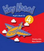 New Way Ahead 4 Pupil's Book CD (1) (Лицензия)