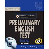Cambridge Preliminary English Test Extra Self Study Pack