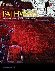 Pathways Second Edition Listening, Speaking 4 Classroom DVD/Audio CD Package