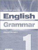 Learn and Practise English Grammar 1 Answer Key