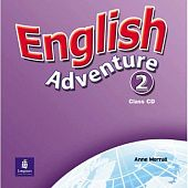 English Adventure 2 Class CD