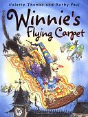 Winnie's Flying Carpet (Paperback)