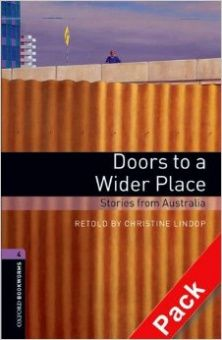 OBL 4: Doors to a Wider Place: Stories from Australia Audio CD Pack