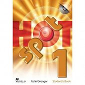 Hot Spot 1 Student's Book + CD-ROM Pack